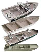 J & P Marine Yamaha Outboard Engines and Smokercraft Boats